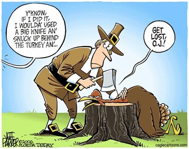 Funny Thanksgiving Photos