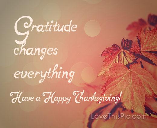 Thanksgiving Gratitude Wallpaper